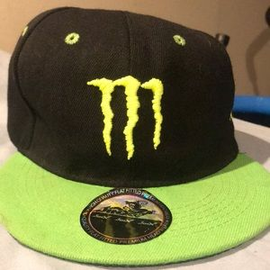 Monster energy hat